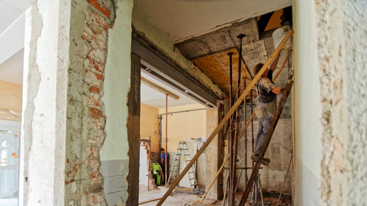 Surge in remodeling should last through next year