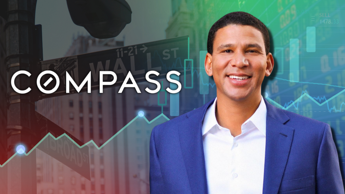 Compass readies for first earnings report after a turbulent month