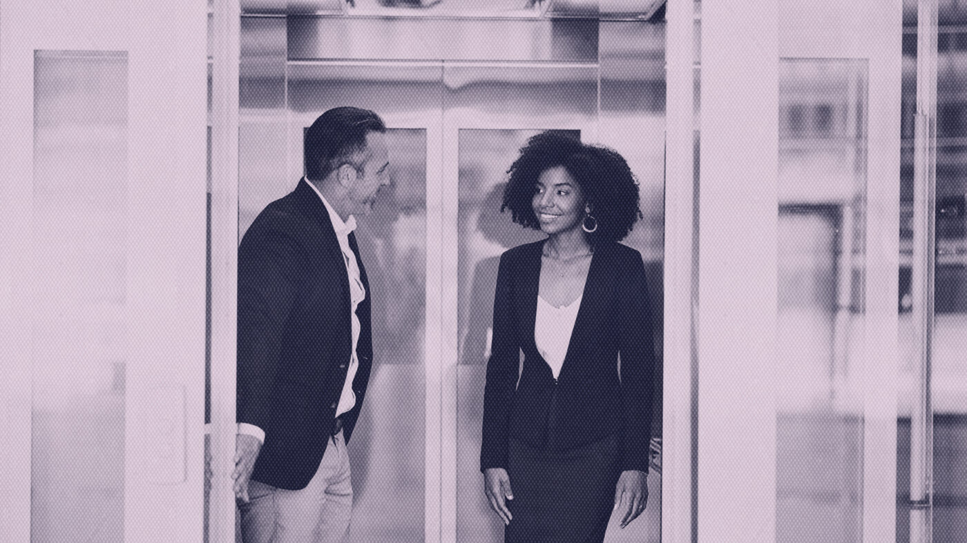 Perfect your elevator pitch to win more business — here's how