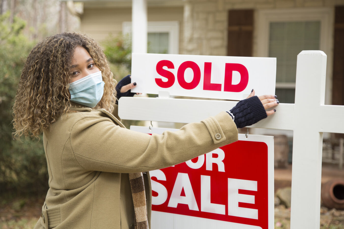 Sellers absolutely have the upper hand in this housing market: Survey