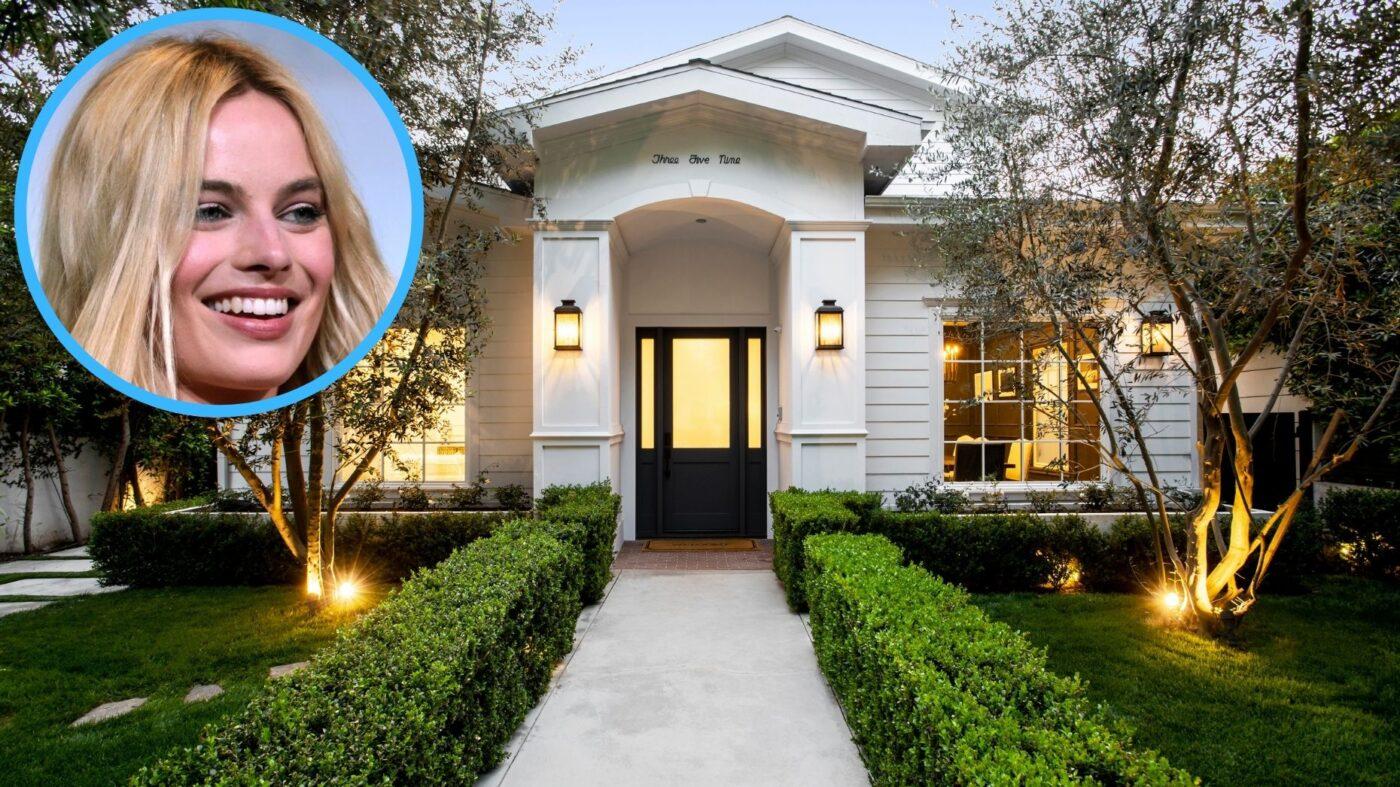 Margot Robbie lists LA home for $3.48M