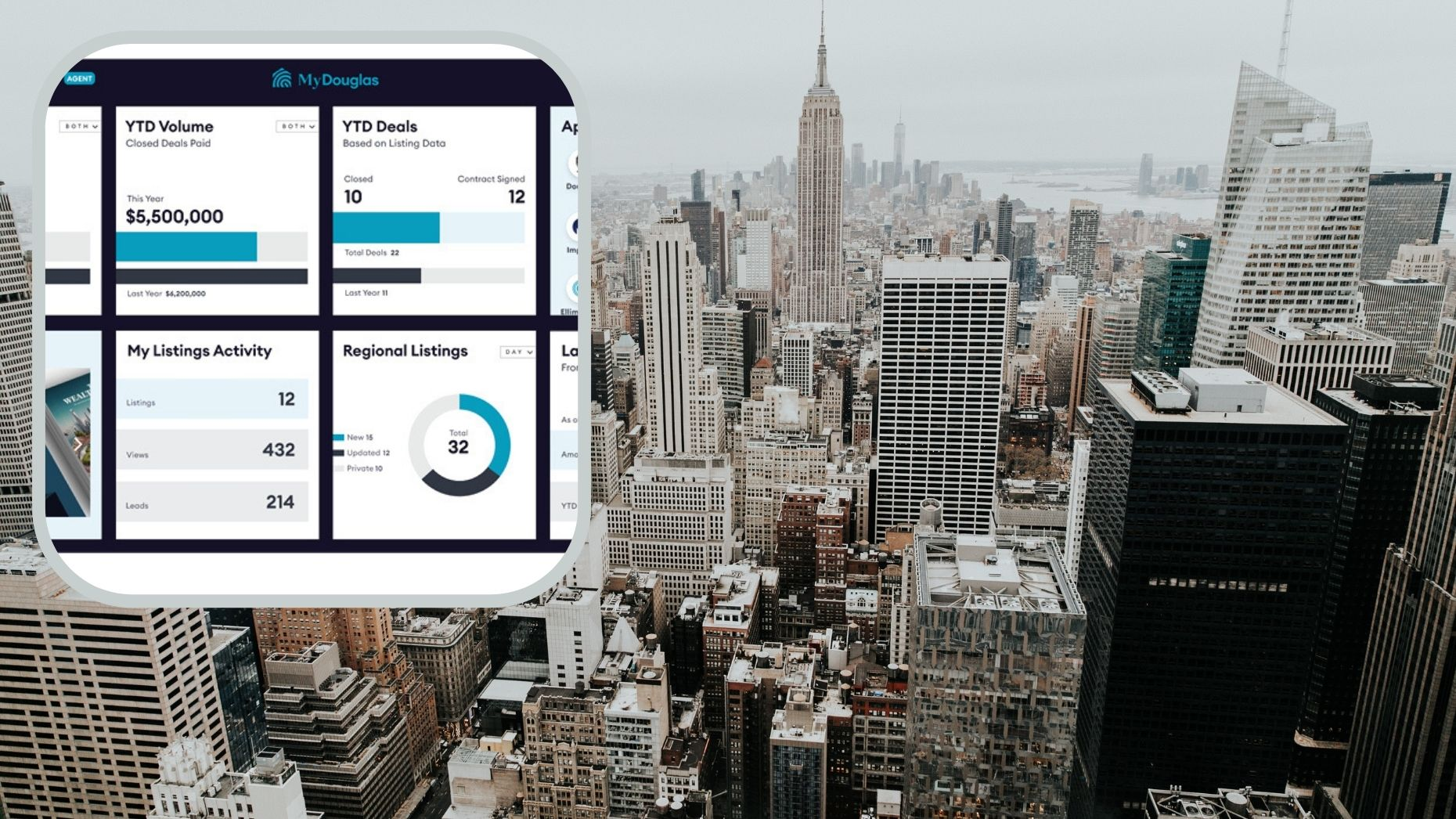 Douglas Elliman launches new cloud-based tech suite for agents