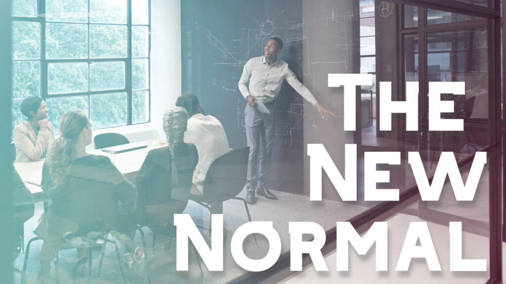 The New Normal: What if the brokerage of the future isn't a brokerage at all?