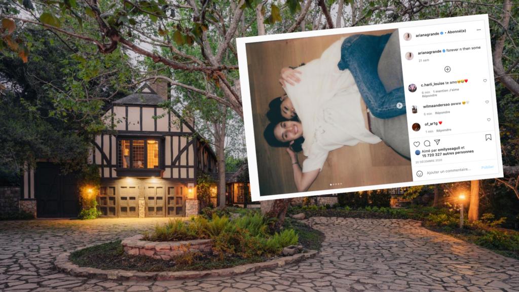 Ariana Grande married her real estate agent boyfriend