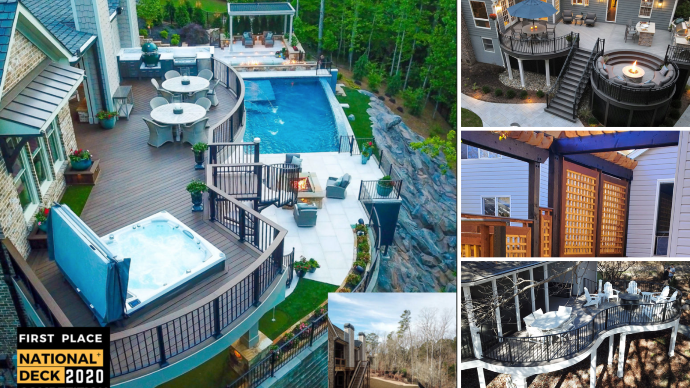 The best decks in America are ready for summer