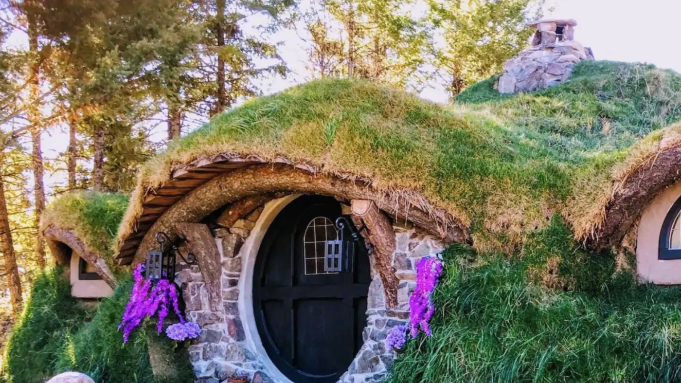 Homeowner's Airbnb 'Hobbit House' draws the ire of Warner Brothers
