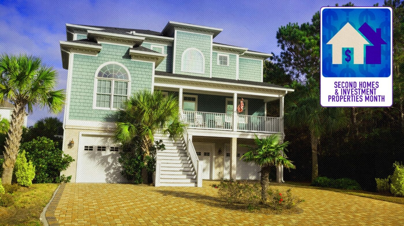 May is all about second homes and investment properties at Inman