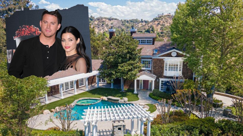 Channing Tatum, Jenna Dewan list Beverly Hills home for $6M