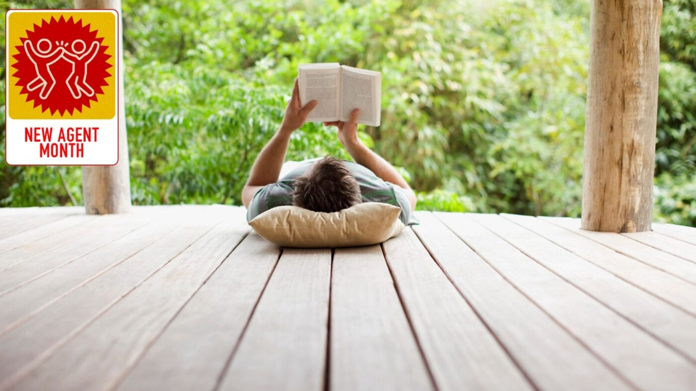 3 books every beginner real estate agent should read