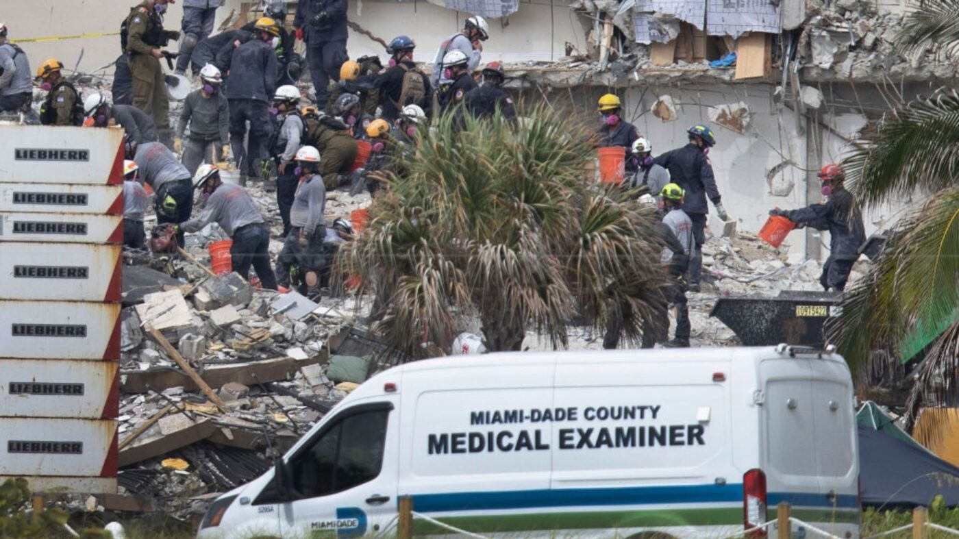 Miami condo collapse updates: Second lawsuit, warnings in April