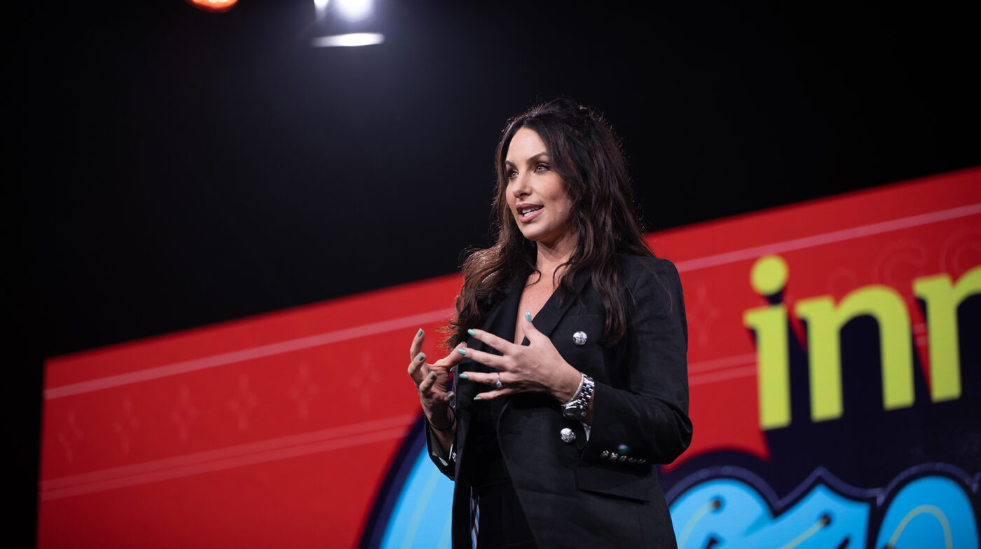 WATCH: When Molly Bloom spoke of customer experience, branding and high-stakes poker