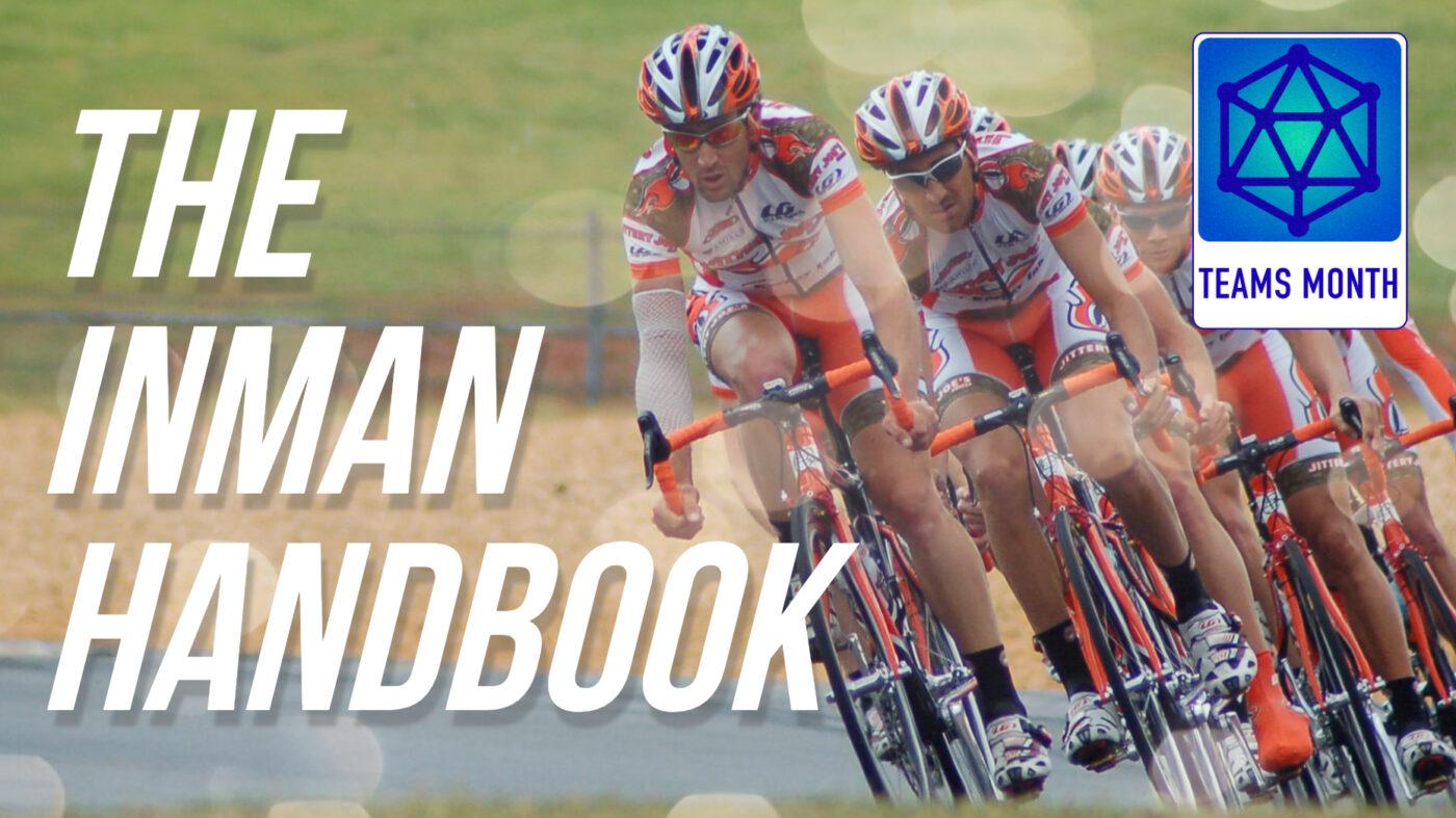 Inman Handbook on building teams in a new world