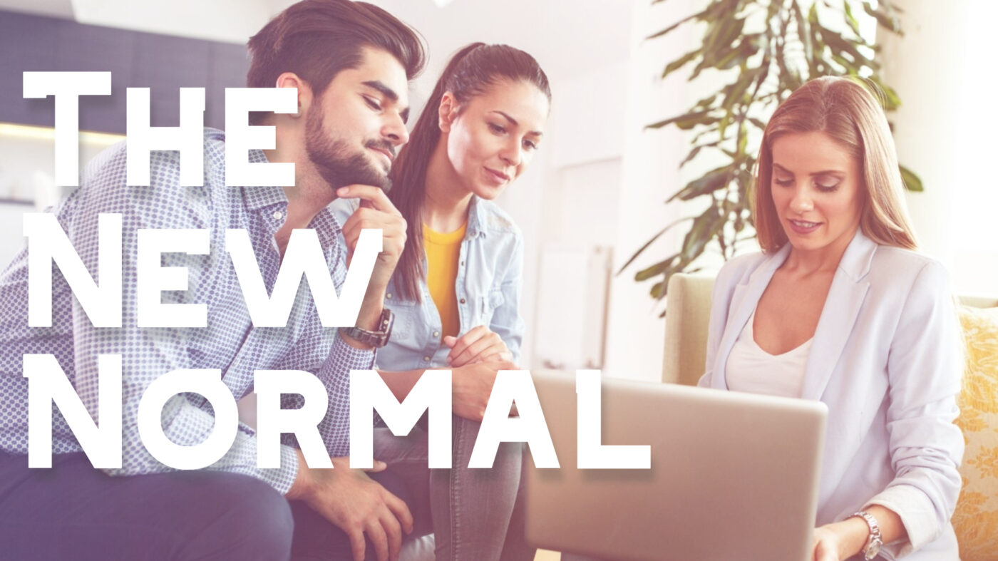 The New Normal: What if buyers no longer needed hand-holding?