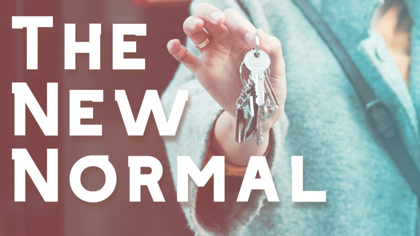 The New Normal: Imagining the frictionless transaction of the future