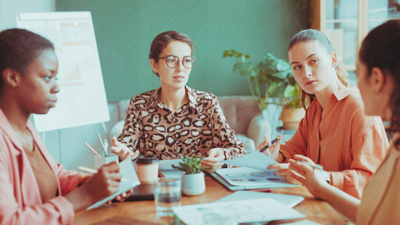 Pave their path to success! The value of mentoring young female professionals