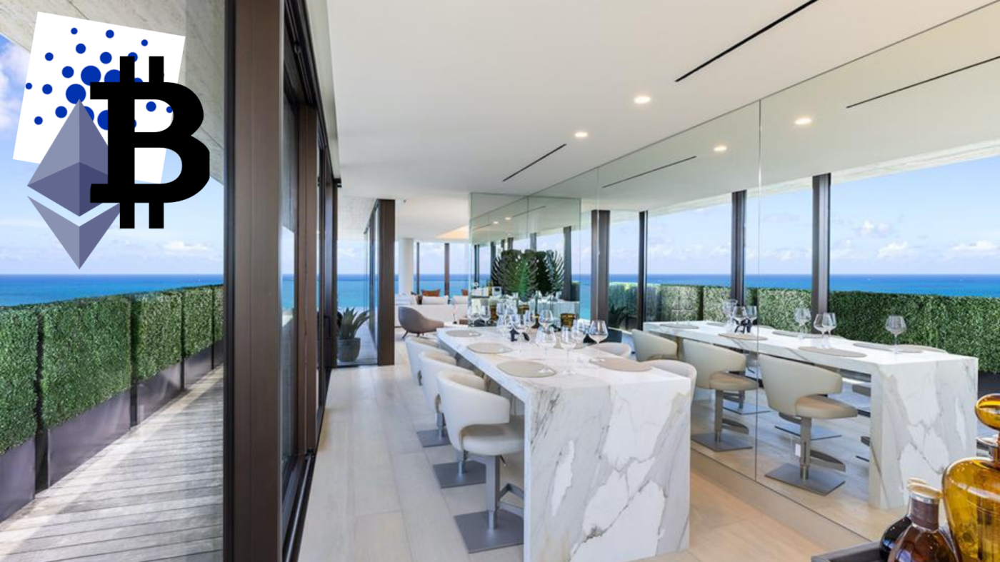 Miami penthouse sale makes history as largest cryptocurrency deal ever