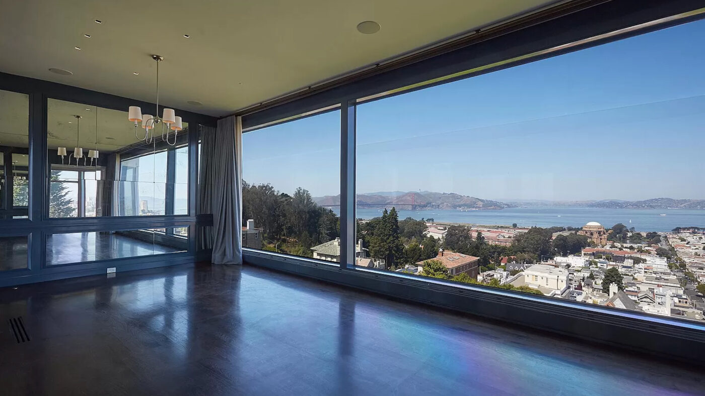 7-bedroom home sets record for priciest San Francisco sale