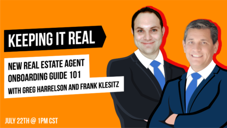 Watch: New real estate agent onboarding guide 101