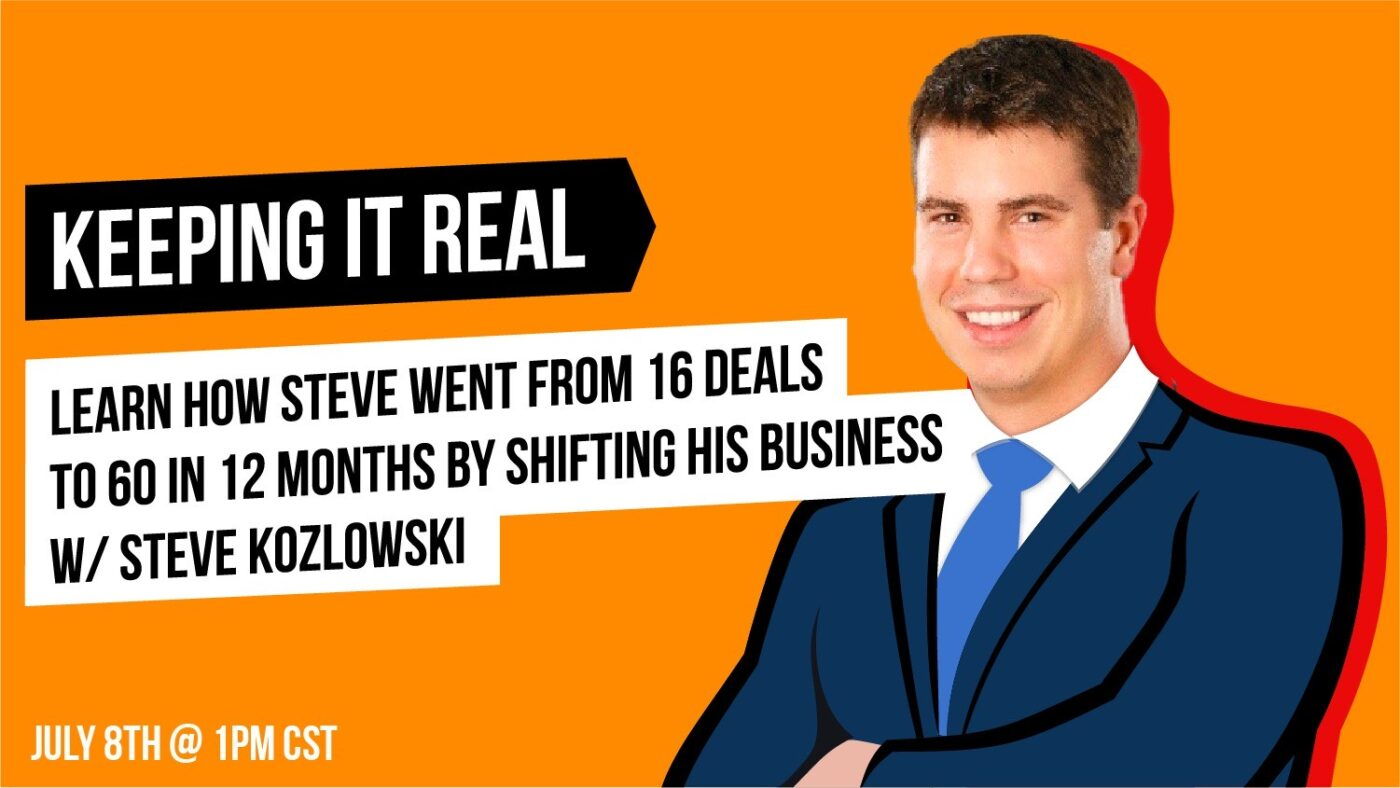 'How I scaled from 16 to 60 deals in just one year'