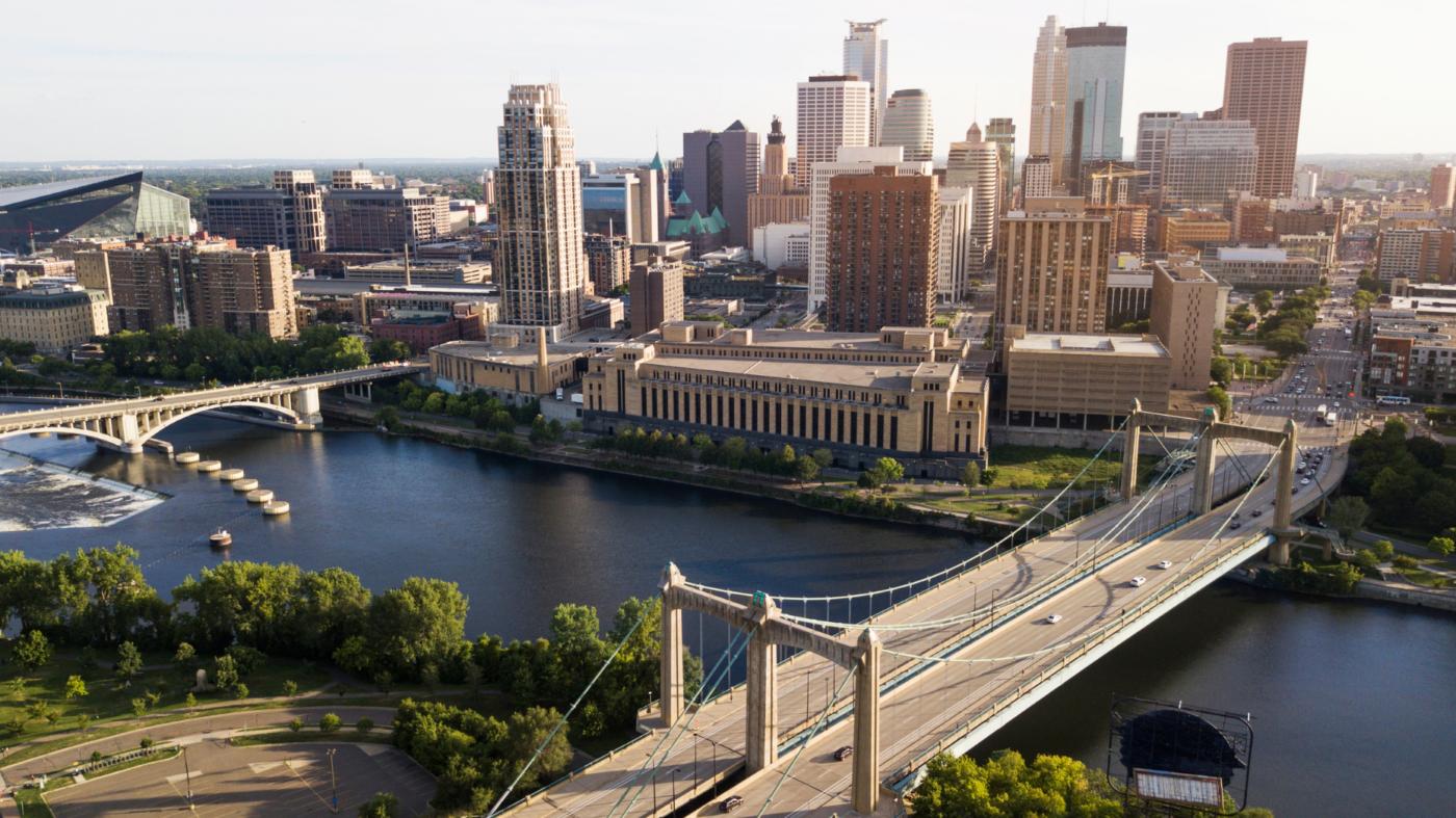 Compass makes its move into Minneapolis