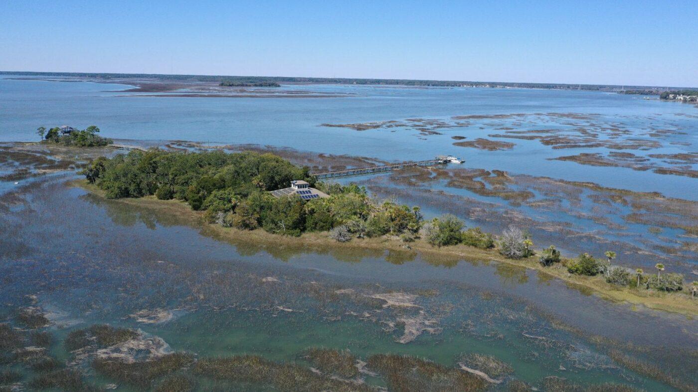 Engel & Völkers lists Netflix-featured private island for $1.9M