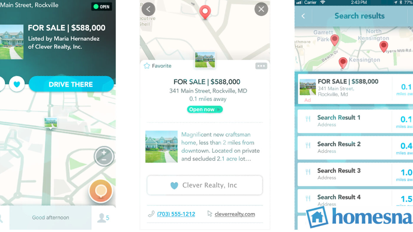 Map-based real estate marketing sees explosive growth