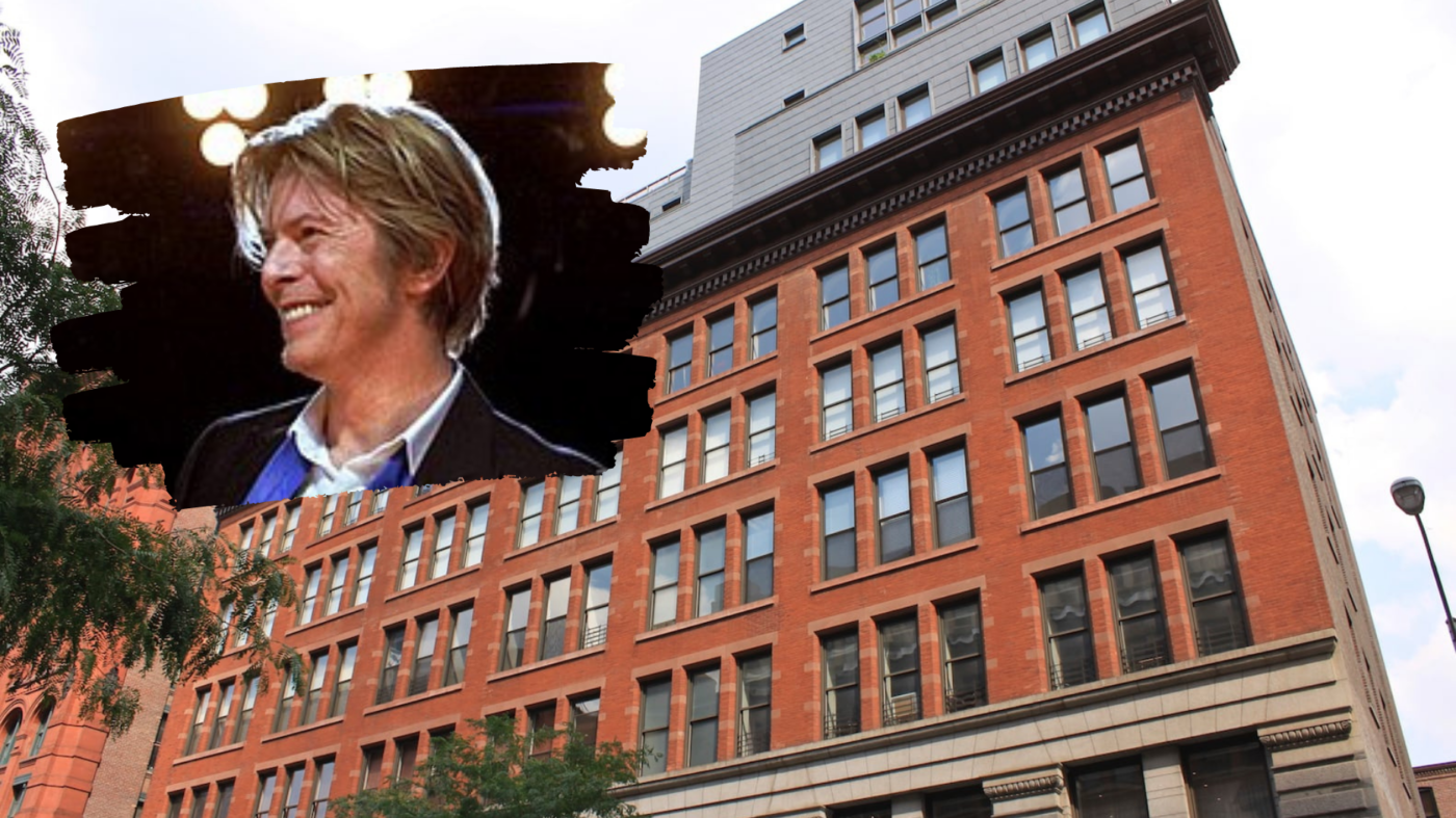 David Bowie's NYC pad sells after less than a month on the market