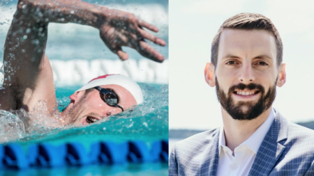 Olympian to agent: Swimmer Ryan Cochrane talks to Inman about his transition