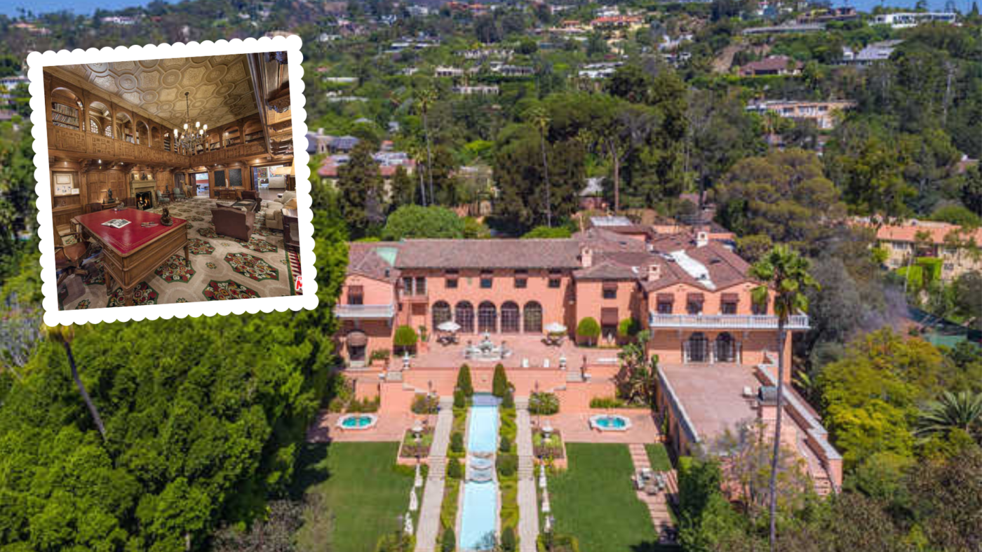 14 years and $148M in price cuts later, the Hearst Estate finally sells