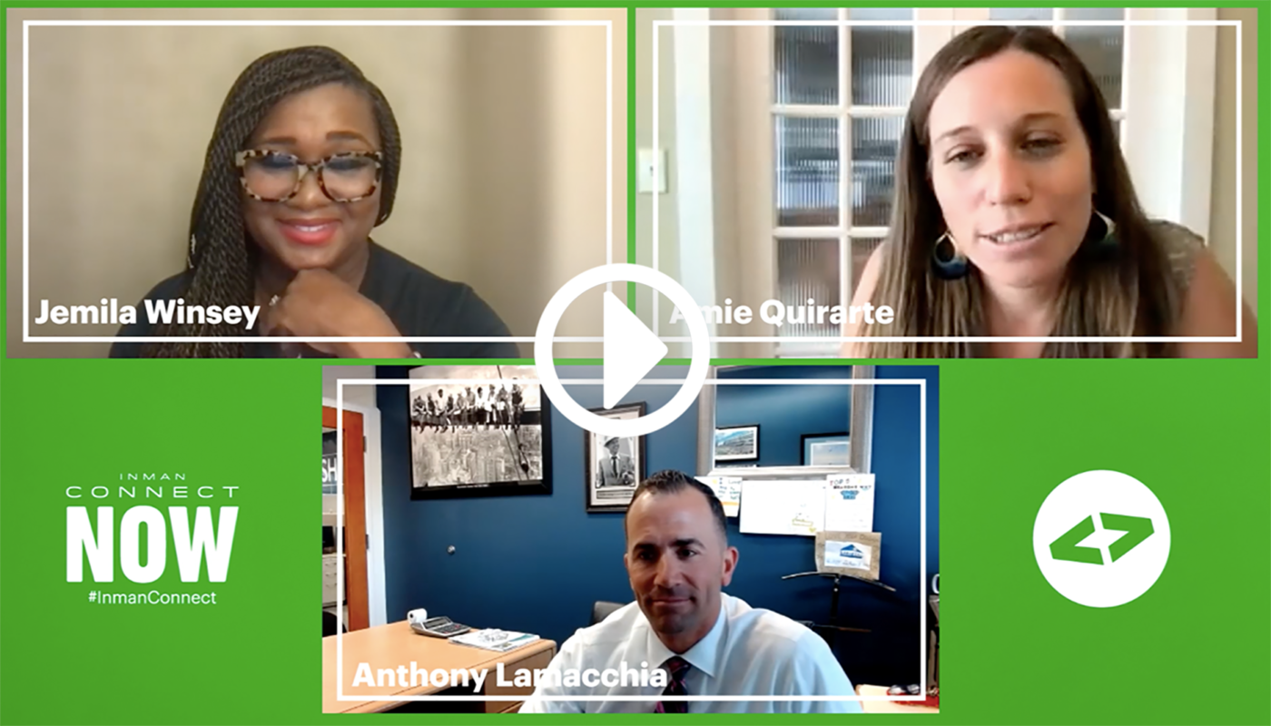 WATCH: Top real estate pros keep it real about market shifts