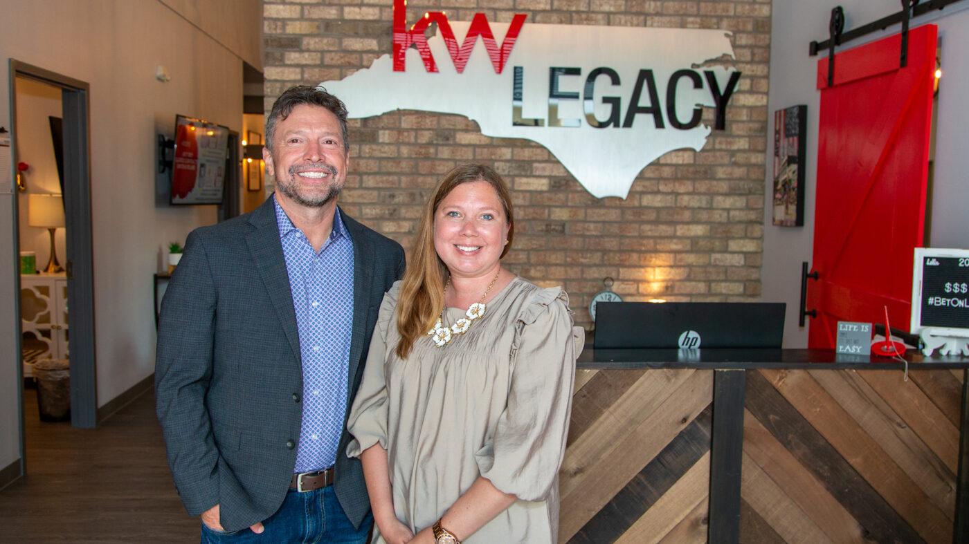 Keller Williams franchise, North Carolina indie merge