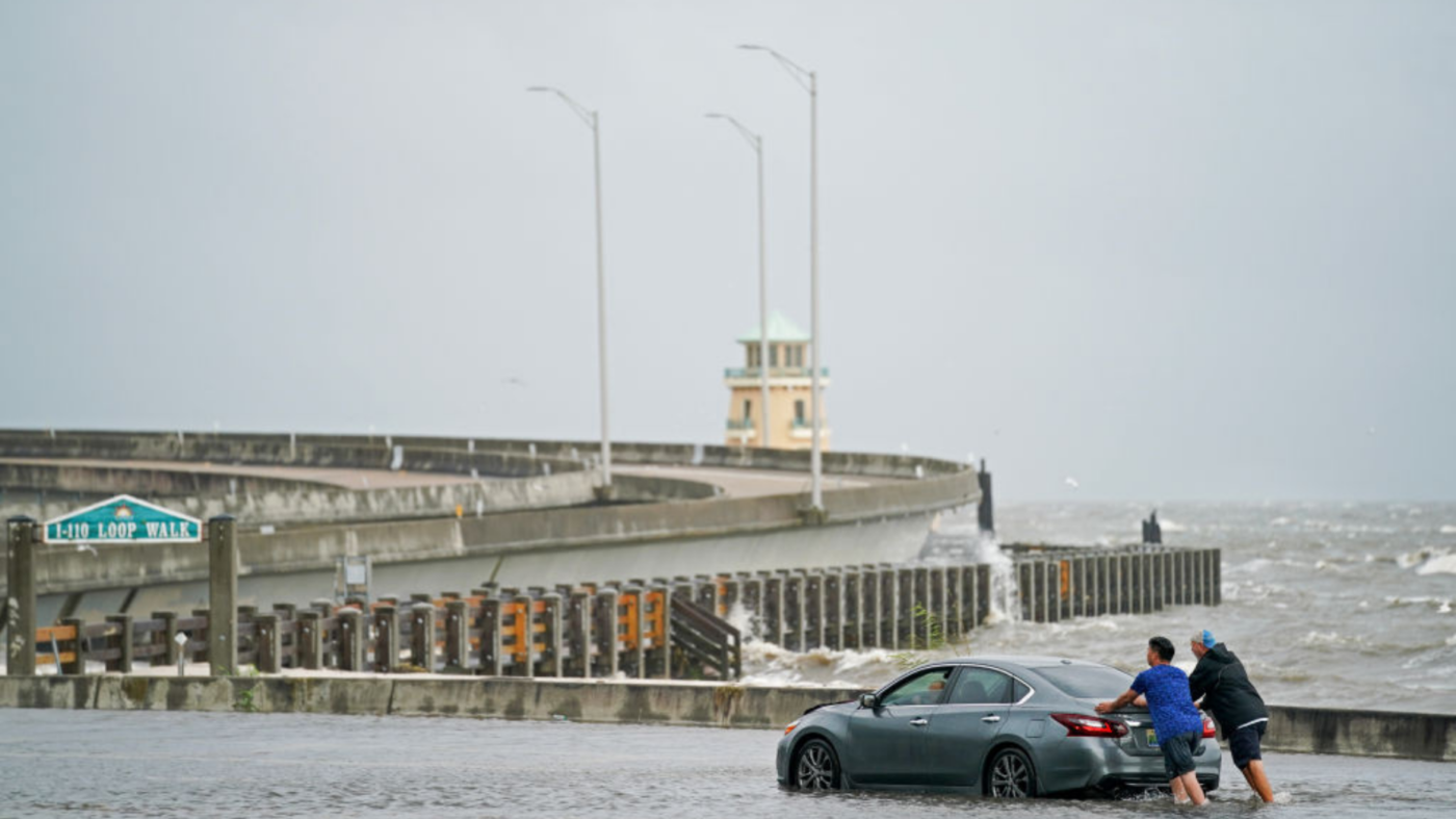 Millions of homes at risk of flash floods from Tropical Storm Ida