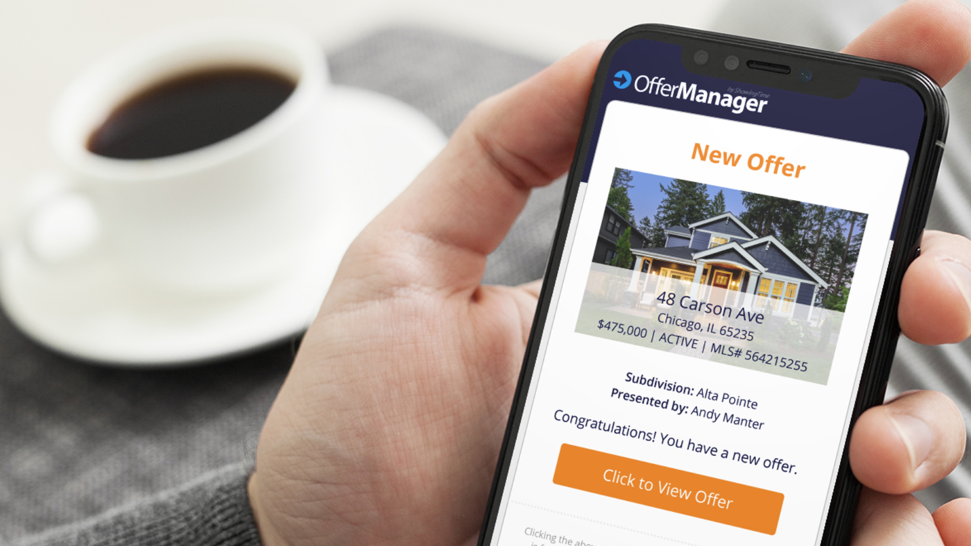 ShowingTime debuts Offer Manager, a simple solution to manage offers