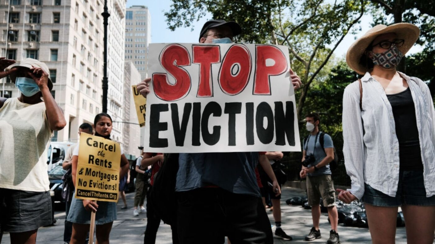 The eviction ban returned, but many renters are still at risk