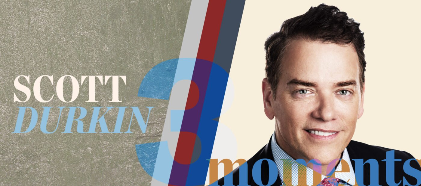 The 3 moments that made Douglas Elliman's new CEO, Scott Durkin