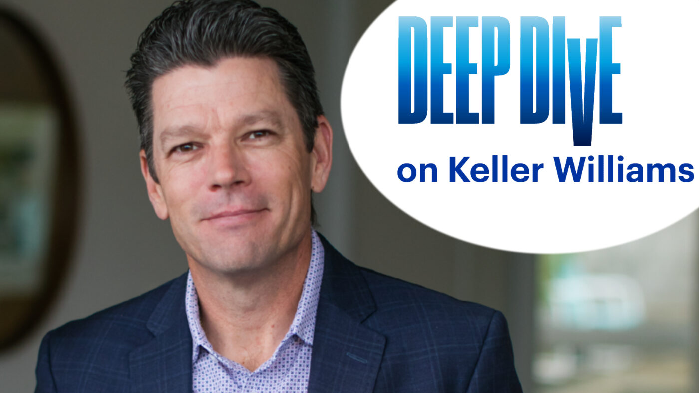 Keller Williams Pres. Marc King on a hot market, iBuying and that IPO