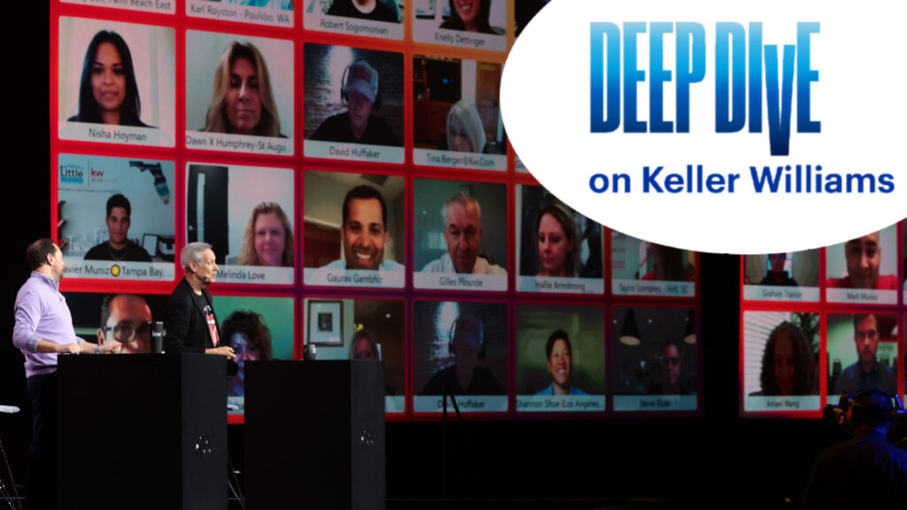 The biggest things we learned from Keller Williams Mega Camp