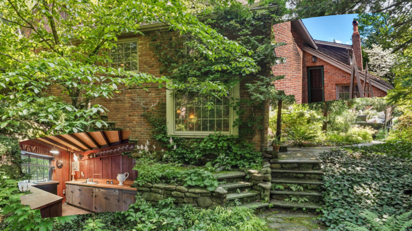 200-year-old blacksmith shop-turned-home hits the market