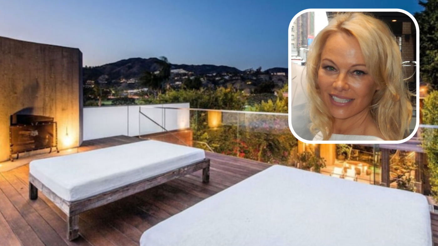 Pamela Anderson leaves Malibu for Canada, sells mansion for $11.8M