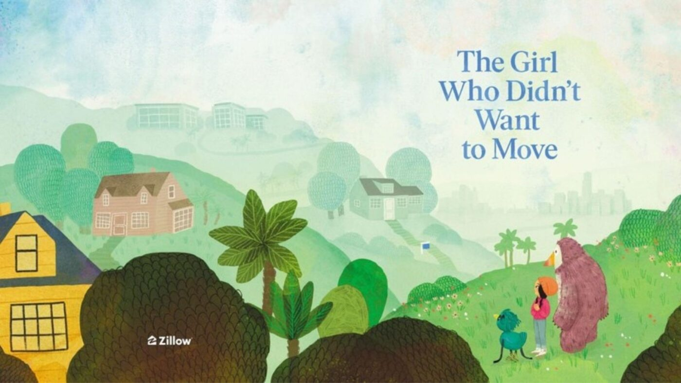 Zillow releases e-book to help kids with stress of moving