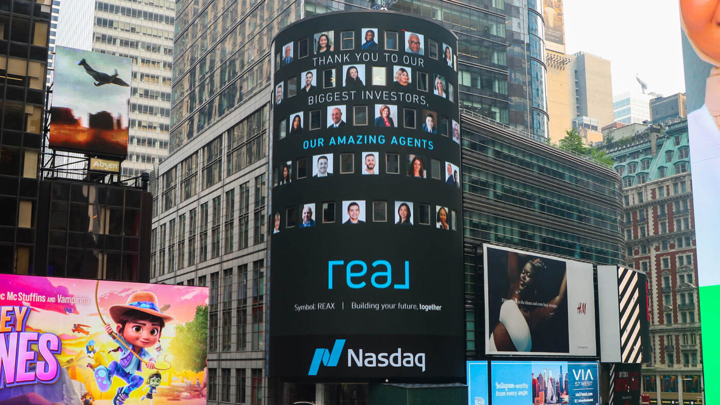 Virtual brokerage Real sees significant revenue growth in Q2