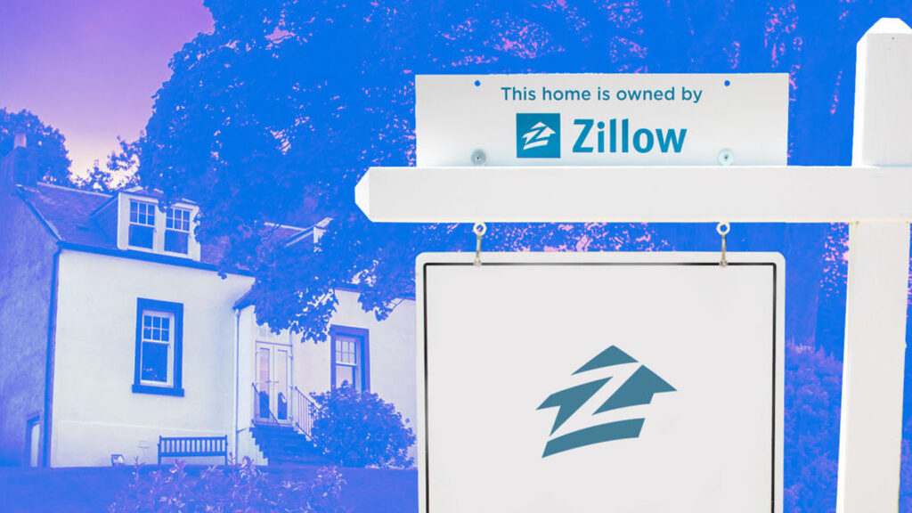 Zillow hits brakes on buying new homes for remainder of 2021