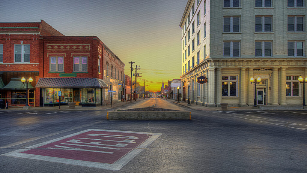 Now's the time to invest in small-town commercial real estate. Here's why