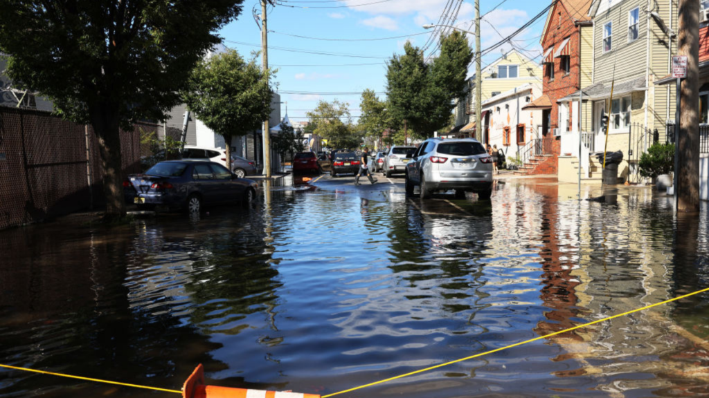 HUD homes more likely to be in floodplains: Report