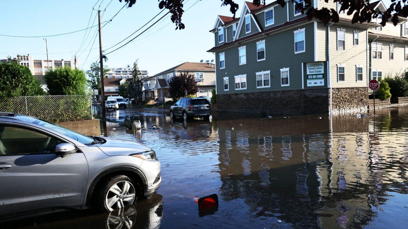 Real estate agents wake up to Ida's path of destruction on East Coast