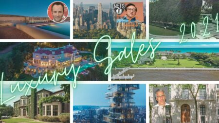 The 20 biggest luxury real estate sales of 2021 (so far)