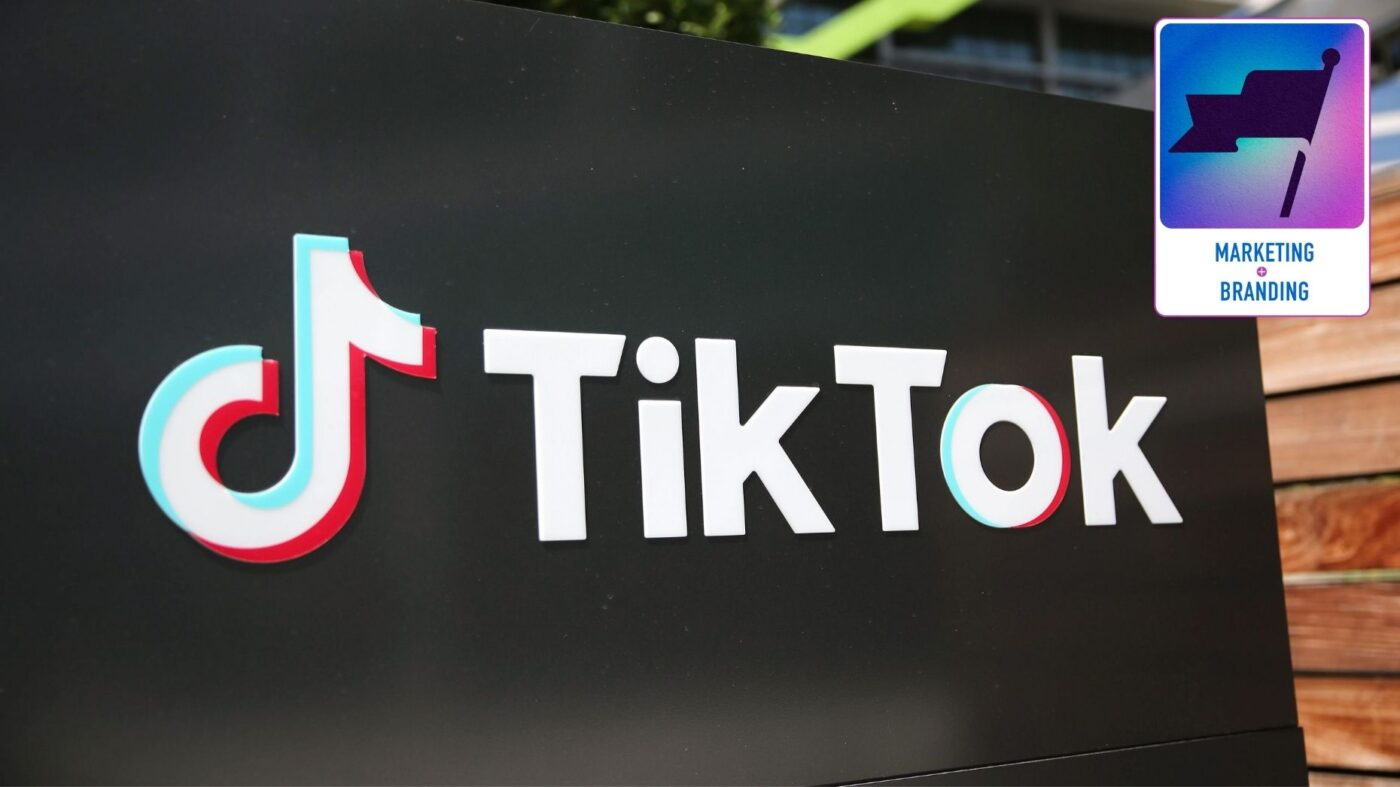 Agents are using TikTok's popular 'chopping dance' as a marketing tool