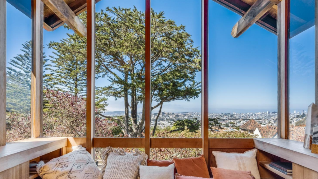 San Francisco 'treehouse in the sky' sells for $2M above asking price