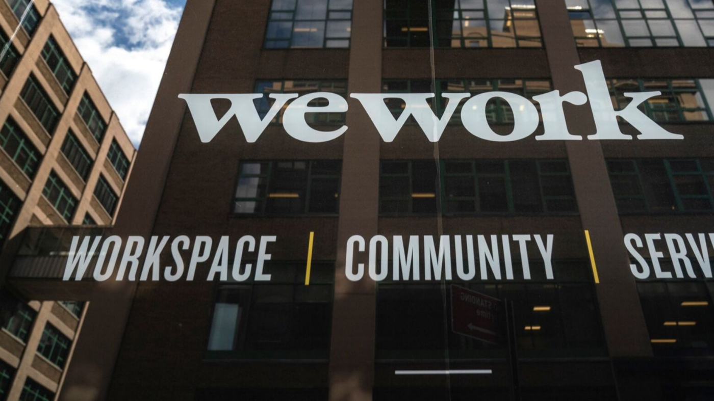 Take 2: WeWork sets merger date to take coworking company public