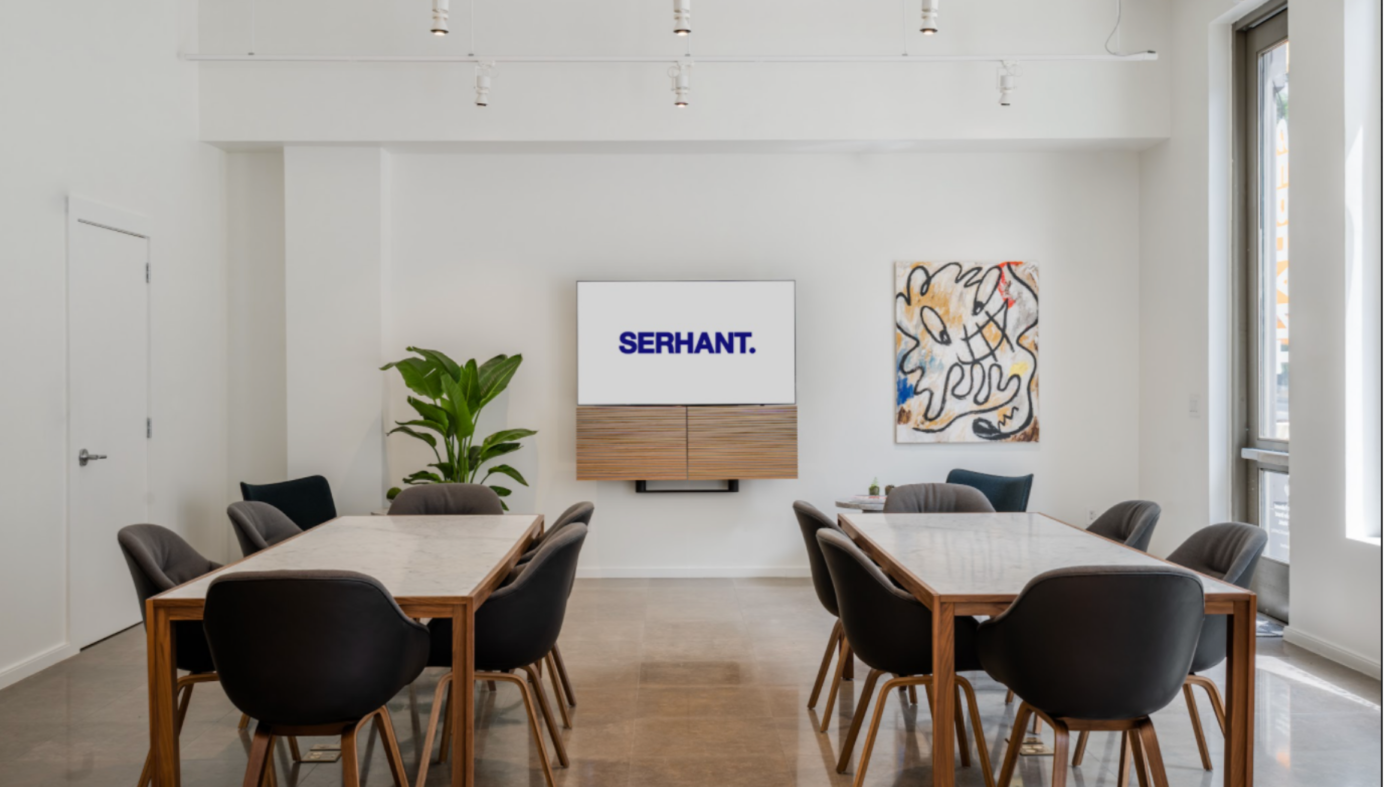 SEE: First pictures of SERHANT's new state-of-the-art Soho office